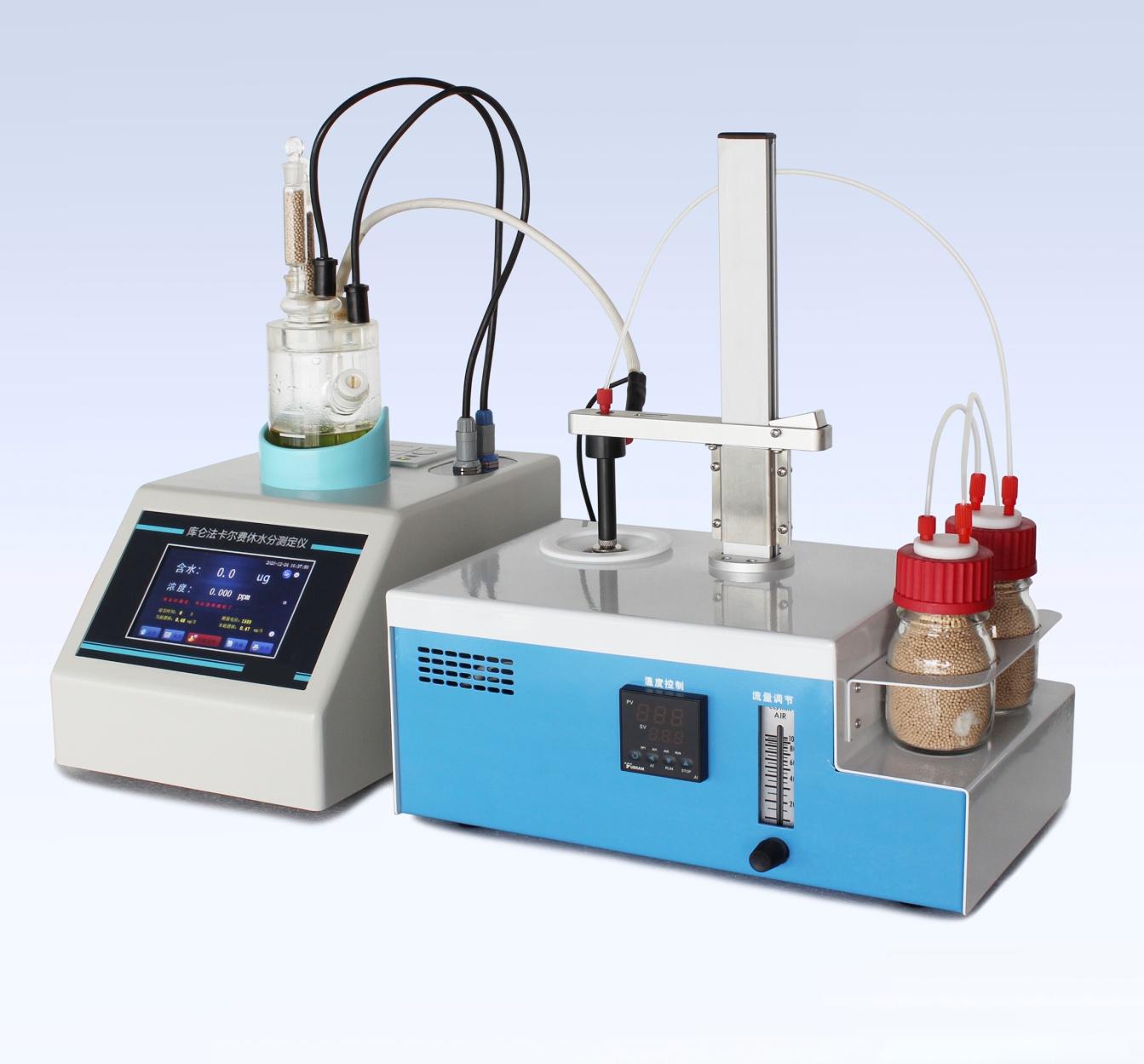 卡氏炉电池极片水分仪测试仪