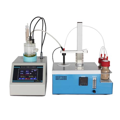 卡式炉法冻干粉水分检测仪
